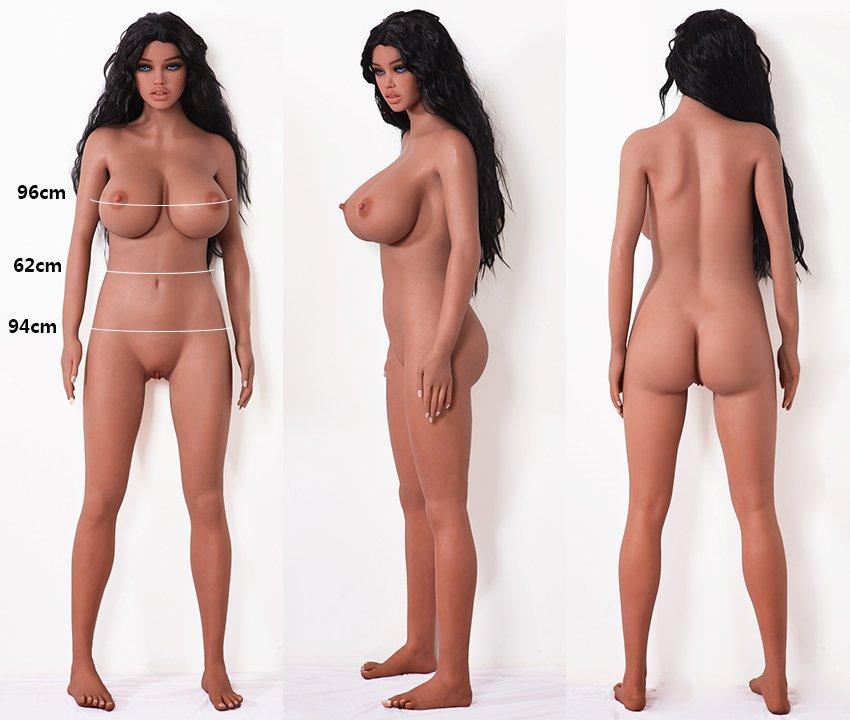 163cm big boobs sex doll
