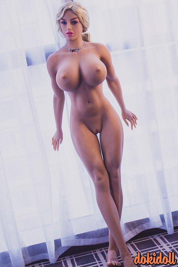 muscular sex doll