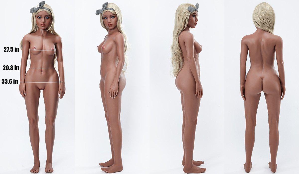 150cm sex doll body