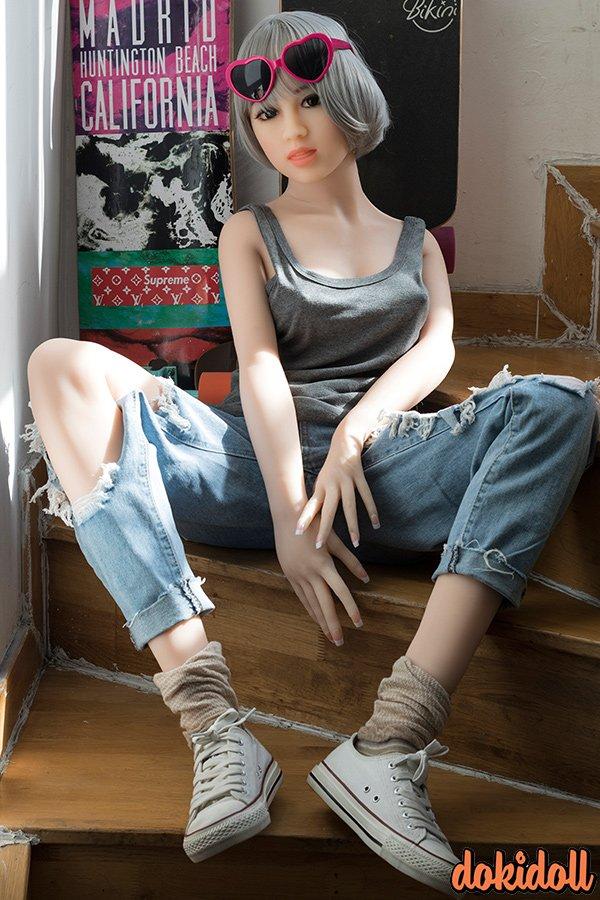 156cm Asian TPE Sex Doll – Sakiya (8)