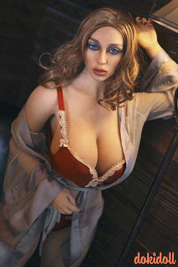 158cm (5ft2') Full Size Sexy Milf Sex Doll– Natalie (10)