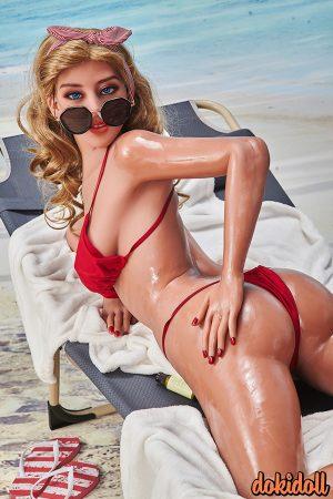 163cm (5ft4') Beach Lady Bikini Sex Doll– Sarah (6)