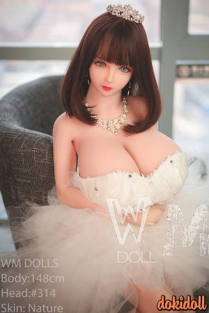 148cm (4'9 ft) L-Cup Japanese Sex Doll – Mary (8)