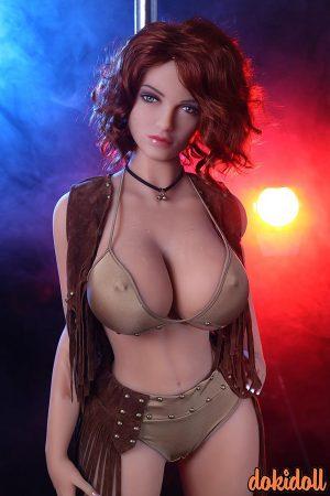163cm (5ft3″) Realistic Big Breast Sex Doll– Iris