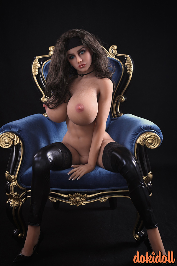155cm (5ft1″) Real Life Huge Boobs Sex Doll– Audrey