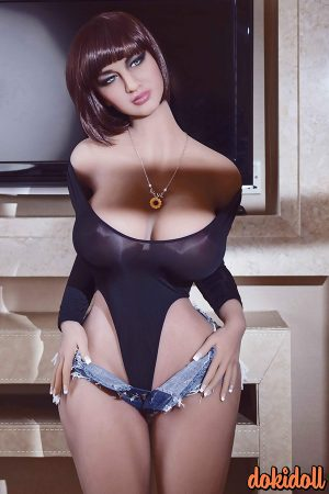 163cm (5ft3″) Full Size Realistic Chubby Sex Doll– Alaia
