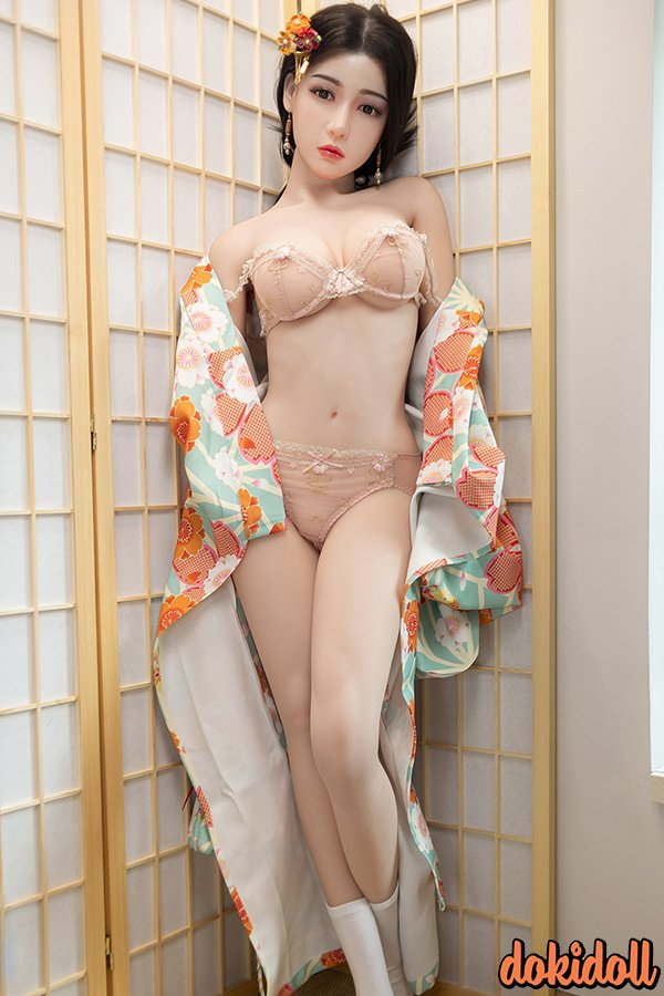5FT2″ Japanese Sex Doll with Silicone Head – Haruka