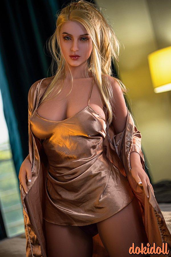 161cm BBW Sex Doll with Silicone Head – Kehlani (1)
