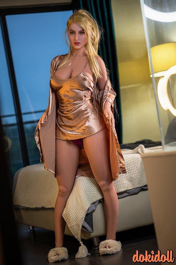 161cm BBW Sex Doll with Silicone Head – Kehlani (6)